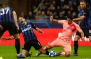 Podczas jutrzejszego meczu Barcelony z Interem pobity zostanie rekord pod względem dochodów ze sprzedaży biletów w historii włoskiej piłki