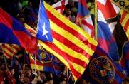 Tsunami Demokratyczne organizuje protest wokół Camp Nou przed El Clásico