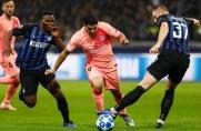 Barcelona za sprawą Ansu Fatiego wyrzuciła Inter z Ligi Mistrzów!