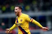 Carles Pérez uświetnił golem wielki awans sportowy