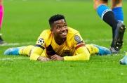 Ansu Fati: Jestem przeszczęśliwy z powodu gola i wygranej
