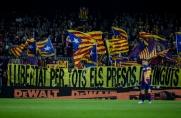 Media: Katalońska policja zapewnia, że El Clásico może odbyć się bez przeszkód