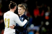 Trzech piłkarzy związanych z Realem Madryt zmierzy się w sobotę z Barceloną w barwach Realu Sociedad