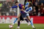 Leo Messi niemal co roku strzela przynajmniej jednego gola Realowi Sociedad
