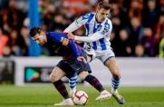 Diego Llorente: Bardzo trudno jest zatrzymać Messiego, nawet jeżeli się wie, w którą stronę ruszy