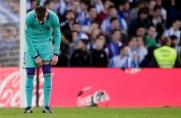 Ekspert Radio Marca: Barcelonie należał się rzut karny po faulu na Piqué