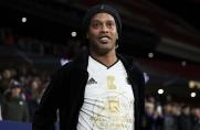 Ronaldinho: Jestem dumny, gdy słyszę, że zmieniłem historię Barcelony, ale tak nie było