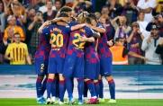Quique Setien i piłkarze FC Barcelony spotkali się wczoraj na wspólnej kolacji