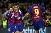 W której połowie sezonu ligowego FC Barcelona zdobywa więcej punktów?