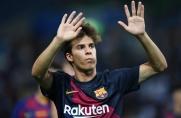 Riqui Puig: Cieszę się, że mogłem dzisiaj zadebiutować na Camp Nou, jestem bardzo wdzięczny Quique Setiénowi za szansę