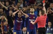 Barcelona na 54. miejscu w rankingu najczyściej grających zespołów