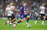 Kluczowe aspekty meczu Valencii z Barceloną według Lobo Carrasco