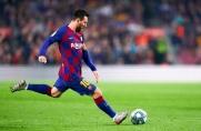 Leo Messi może dziś wygrać 500. mecz w barwach Barcelony