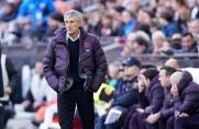 Quique Setién: Piłkarze nie zrozumieli założeń taktycznych, być może źle coś wytłumaczyliśmy