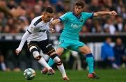 Sport: Sergi Roberto pierwszą ofiarą nowego ustawienia Barcelony pod wodzą Setiena