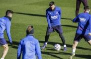 Plan pracy FC Barcelony na najbliższy tydzień