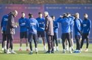 Sport: Piłkarze sceptycznie podchodzą do zmian wprowadzanych przez Quique Setiena
