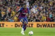 Sport: Ousmane Dembélé coraz bliżej powrotu do gry