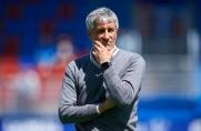Sport: Quique Setien przygotowuje zmiany na mecz z Leganés