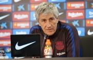 Quique Setien: Decyzja o odejściu Carlesa Péreza była wspólna