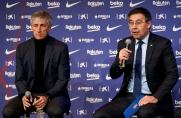 Josep Maria Bartomeu: Nie zawsze jest łatwo, gdy przychodzi nowy trener, ale mamy zaufanie do Quique Setiena
