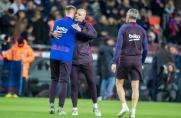 AS: Barcelona ma obecnie dwóch trenerów bramkarzy