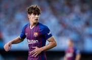 Cenna wyjazdowa wygrana Barcelony B