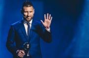 Leo Messi otrzymał nagrodę Laureus dla najlepszego sportowca na świecie