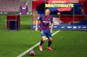 Były trener Braithwaite'a: Myślę, że Martín zaskoczy wszystkich i strzeli wiele bramek