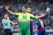 José Ángel: Gdyby nie Messi, przegralibyśmy 0:1