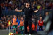 José Luis Mendilibar: Przy wyniku 0:3 nie mieliśmy już nic do roboty