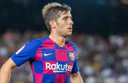 Oficjalnie: Sergi Roberto wyłączony z gry na 3-4 tygodnie