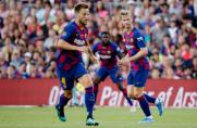Frenkie de Jong: Nie możemy patrzeć na mecze przeciwko Napoli rozegrane w presezonie