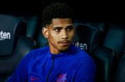 Ronald Araujo: Czuję się gotowy i czekam na swoją szansę w pierwszym zespole Barcelony