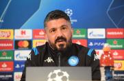 Gennaro Gattuso: Podziwiam pracę Quique Setiena, pod jego wodzą wróciła Barça sprzed dwóch lat