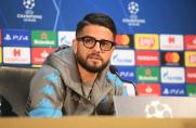Lorenzo Insigne: Patrząc na ostatnie cztery gole Messiego nie sądzę, że Barcelona ma duże problemy
