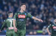 Lista piłkarzy Napoli powołanych na jutrzejszy mecz z Barceloną
