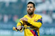 Leo Messi liczy na poprawienie swojego bilansu i wymazanie złych wrażeń z występów na włoskiej ziemi