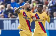 CIES: Piłkarze Barcelony są częściejkarani przez arbitrów niż zawodnicy Atlético czy Realu Madryt