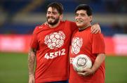 Diego Maradona Junior: Mój ojciec jest bez wątpienia najlepszy w historii