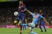 Wygrać z Napoli pomimo barcelońskiej choroby