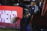 Diego Armando Maradona: Sercem jestem dziś z Napoli