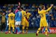 Sergio Busquets i Arturo Vidal nie zagrają w rewanżu z Napoli na Camp Nou