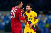 David Ospina: Messi jest świetnym człowiekiem i nie miał zamiaru zrobić mi krzywdy