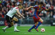 David Villa: Messi jest dobry we wszystkim, kiedyś stanął nawet na bramce
