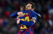 El Clásico: Trzy gole po raz trzeci