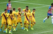 Podsumowanie wydarzeń w barcelońskim futbolu młodzieżowym