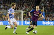 Głosowanie na najładniejszą asystę w historii FC Barcelony
