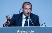 UEFAuważa, że sezon może zostać dokończony, i przestrzega przed przedwczesnym odwołaniem rozgrywek krajowych