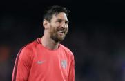 Messi na dziewiątym miejscu wśród piłkarzy z pięciu najsilniejszych lig europejskich wg rankingu CIES
